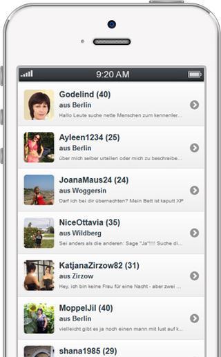 singlebörse app android Potsdam