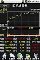 Screenshot of 德信證券-行動快手