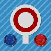Button of quiz