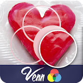 Venn Valentine's Day