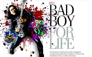 Screenshot of MALE Magazine