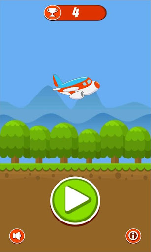 Flappy Plane Around