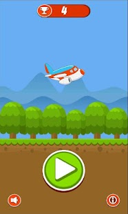 Flappy Plane Around