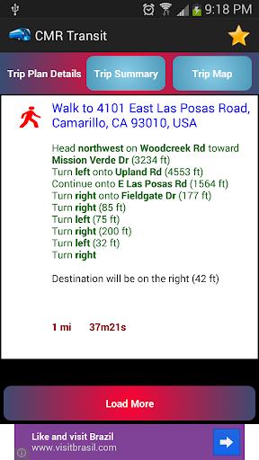【免費交通運輸App】Camarillo Transit Services-APP點子