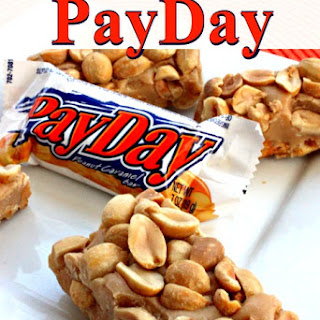 Copy Cat PayDay Candy Bars