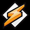 تطبيق وين امب للاندرويد والهواتف الذكية لتشغيل وإدارة ومزامنة الملفات الصوتية Winamp.apk1.4.10