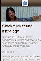 Screenshot of Financial alerts