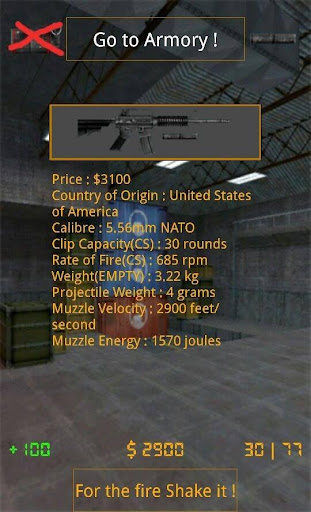 Counter Strike Weapon Voice
