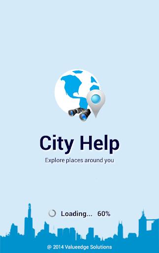 City Help - Explore places