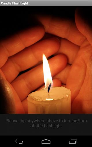 Candle Flash Light Pro