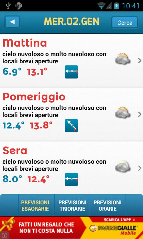 Meteo Life - screenshot