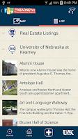 Screenshot of Kearney App