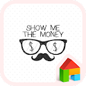 show me the money dodol theme icon