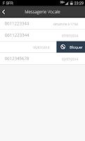 Screenshot of Numbber - Mon Second Numéro