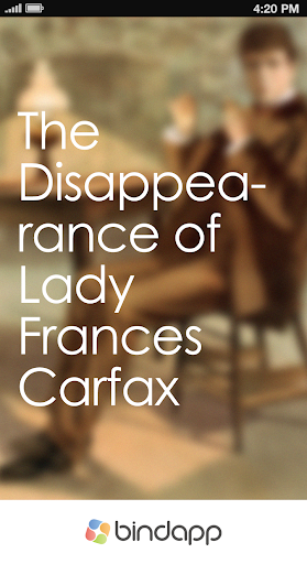 Disappearance Frances Carfax