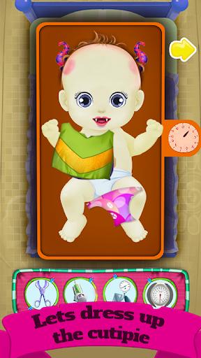 Monster Baby Doctor