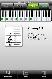 JCi Piano Chords screenshot 0