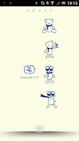 Screenshot of Bluetooth Bear