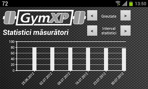 GymXP - versiunea română- screenshot thumbnail
