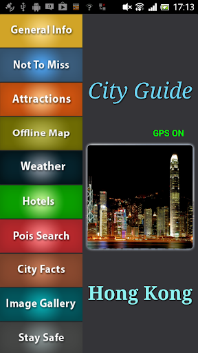 Hongkong Offline Guide