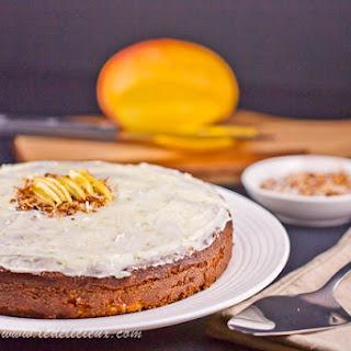 Mango Coconut Cake.