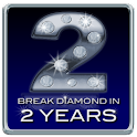 Break Diamond In 2 Years logo