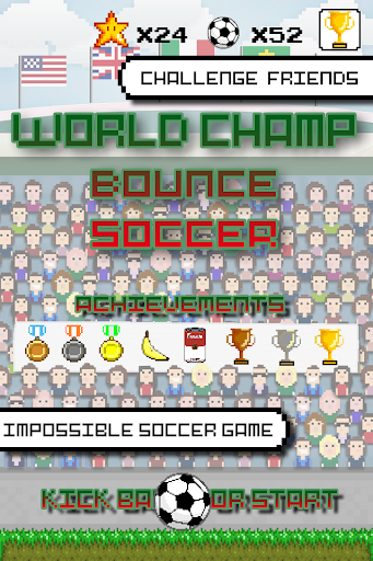 World Champ Bounce Soccer