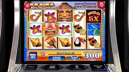 Kilauea - HD Slot Machine