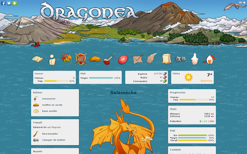 Dragonea- screenshot thumbnail