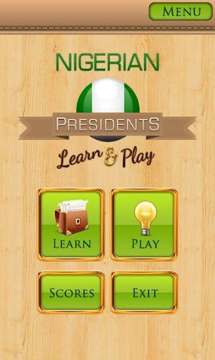 Nigerian Presidents:L P Free