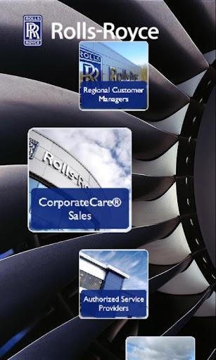 Rolls-Royce MyAeroengine App