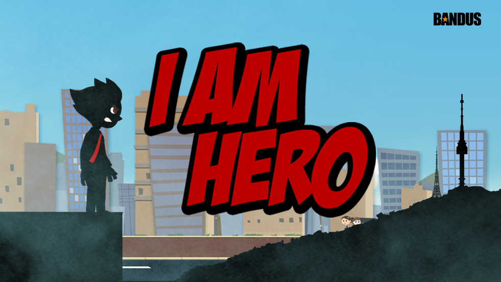 I am Hero for Tango-run game- screenshot