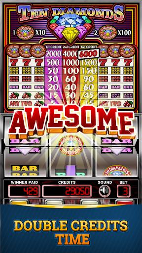 Ten Diamonds - Slots Free