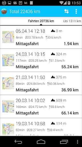 BikeComputer Pro  screenshots 8