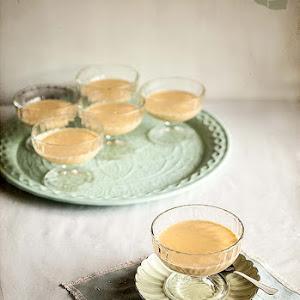 Homemade Cream Pots
