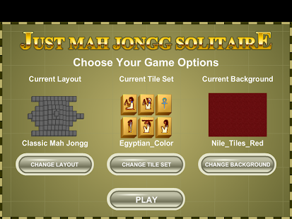 Mah Jongg Solitaire- screenshot thumbnail