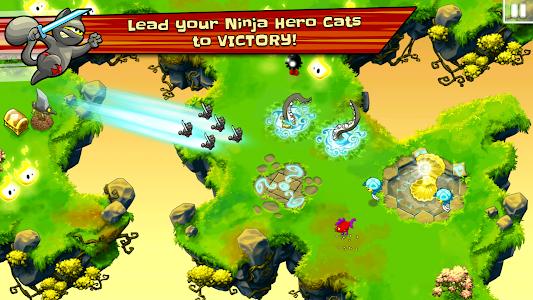 Ninja Hero Cats Premium v1.2.4