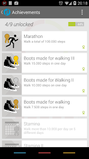 Pedometer- screenshot thumbnail