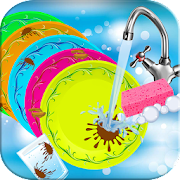 Game Washing dishes girls games APK for Windows Phone