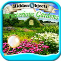 Hidden Object Mystery Gardens icon