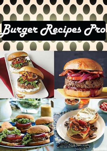 Burger Recipes Pro