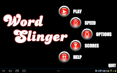 Word Slinger- screenshot thumbnail