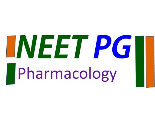 NEET Pre PG pharmac
