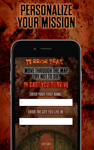 Terror Trail- screenshot thumbnail