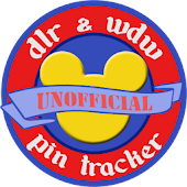 Unofficial Disney Pin Tracker