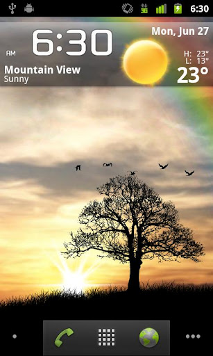 download Sun Rise Free Live Wallpaper Apk untuk Android