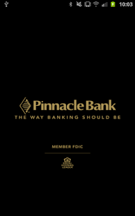 Pinnacle Bank Wyoming - screenshot thumbnail