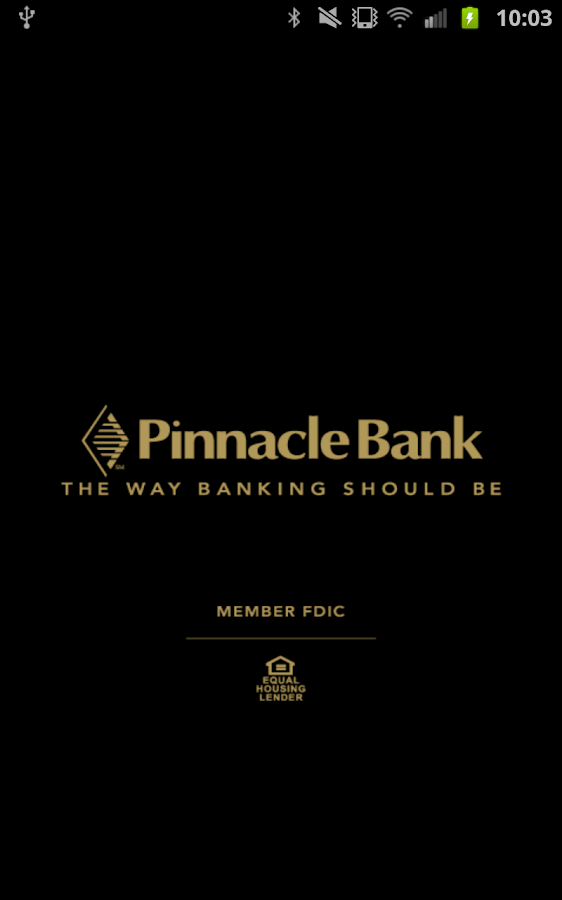 Pinnacle Bank Wyoming - screenshot