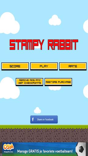 Stampy Rabbit