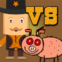 Cowboys Vs Zombie Pigs FREE